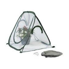 SeedHouse Jr 2.5 Ft. W x 2.5 Ft. D PVC Mini Greenhouse