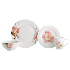 Amore 16 Piece Dinnerware Collection