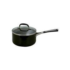 Simply Enamel 2 Qt. Saucepan with Lid