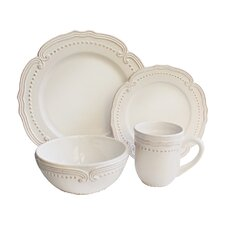 Victoria 16 Piece Dinnerware Set