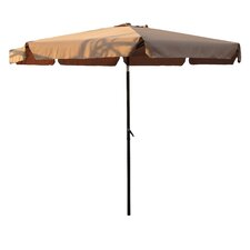 St. Kitts 10' Aluminum Patio Umbrella with Crank & Tilt