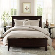3 Piece Duvet Cover Set in Linen