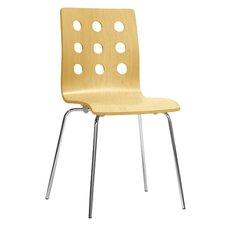 Baxton Studio Celeste Side Chair (Set of 2)