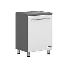 "Ulti-MATE Storage 35"" H x 23.5"" W x 21"" D Base Cabinet with Adjustable Shelf"