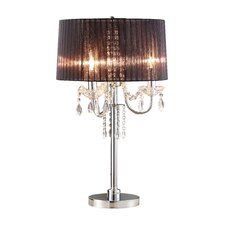 "Cortona 27.5"" H Table Lamp with Drum Shade"