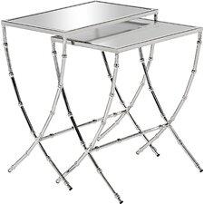Tyra 2 Piece Nesting Tables