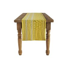 Agrarian Stripe Table Runner