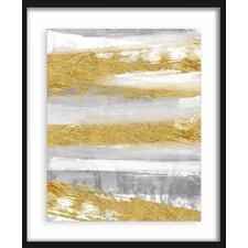 Rose Abstract Hues Giclee Print