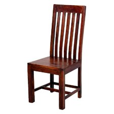Jaipur Solid Acacia Dining Chair (Set of 2)