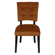 Parsons Solid Wood Chair (Set of 2)