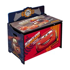 Cars Deluxe Toy Box
