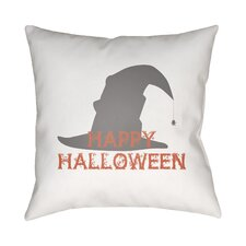 Witch Hat Throw Pillow