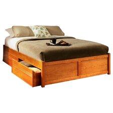 Concord Storage Platform Bed