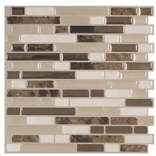 "Mosaik 10"" x 10"" Mosaic Tile in Bellagio Bello"
