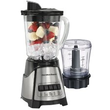 Power Elite 1.25 Qt. Blender & Chopper