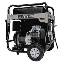 Portable 12,500 Watt Gasoline Generator with Electric Start