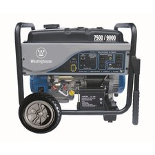 7,500 Watt Generator with Electric Start