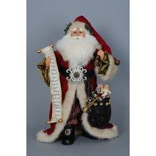 Christmas Old World Santa Figurine