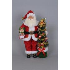 Christmas Lighted Days Til Santa Figurine