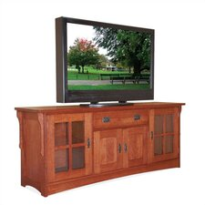 Craftsman Entertainment TV Stand