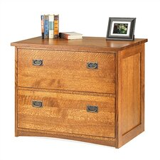 Craftsman Home Office 2-Drawer  File
