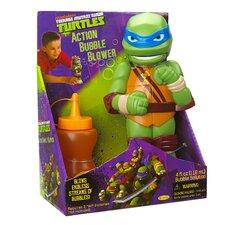 Teenage Mutant Ninja Turtles Leonardo Action Bubble Blower