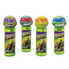 Teenage Mutant Ninja Turtles 4 Piece Bottles of Bubbles Set