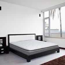 "Sleep Magic 12"" Ortho Ultra Plush Pillow Top Mattress"
