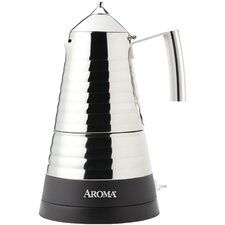 Hot Moka X-Press Electric Coffee/Espresso Maker