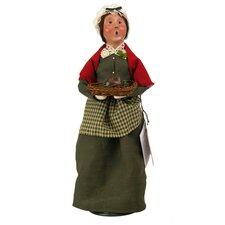 Mrs. Cratchit Figurine