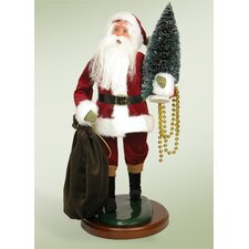 Santa Figurine