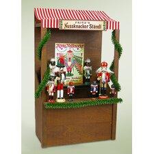 Nutcracker Market Stall Figurine
