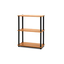 "Turn-N-Tube 3 Tier Storage Rack Display Shelf 29.5"" Etagere"