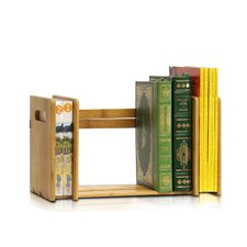Bamboo Multimedia Extesion Book Rack