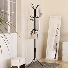 Yijin Metal Hat and Coat Rack