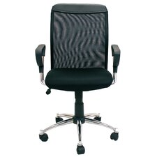 Hidup Low-Back Mesh Conference Chair