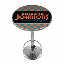 "Howard Johnson 42"" Pub Table"