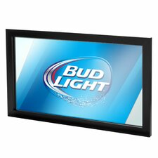 Bud Light Deluxe Framed Graphic Art