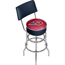 "NCAA 31"" Swivel Bar Stool with Cushion"