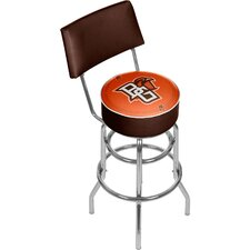 "NCAA 31"" Swivel Bar Stool with Cushion"