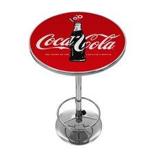 Coca-Cola 100th Anniversary Pub Table