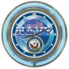 "14"" United States Wall Clock"