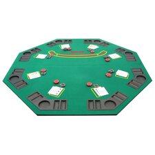 Bi-Fold Wooden Poker / Blackjack Tabletop