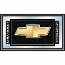 Chevy Chevrolet Bow Tie Framed Graphic Art