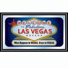 Las Vegas Framed Graphic Art