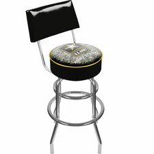 """U.S. Army 31"""" Swivel Bar Stool with Cushion"""