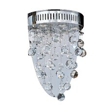 Icicle 3 Light Wall Sconce