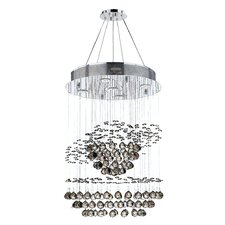 Helix 5 Light Crystal Chandelier