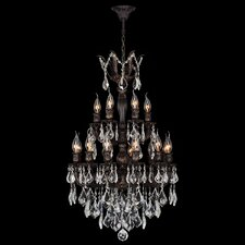 Versailles 18 Light Crystal Chandelier