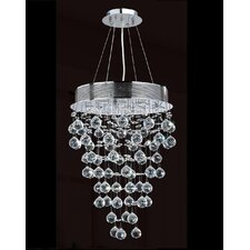 Icicle 7 Light Chandelier